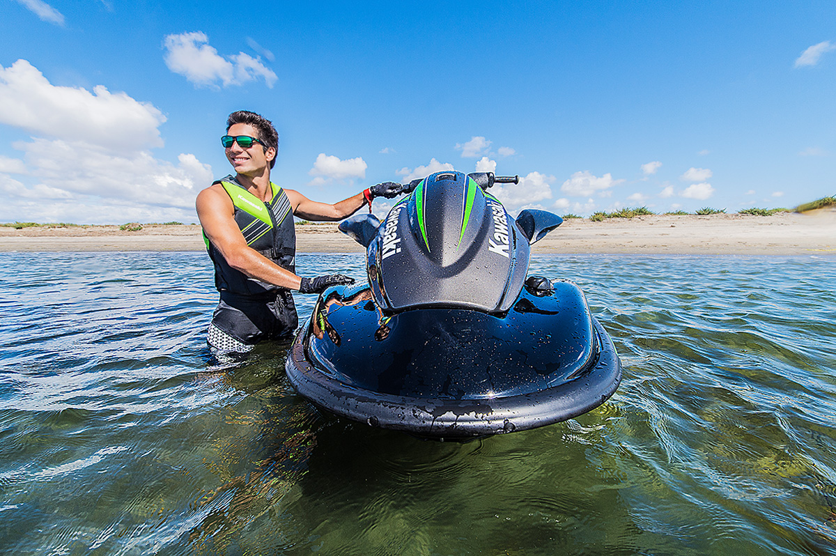 2017 Kawasaki Jet Ski STX-15F in Johnson City, Tennessee
