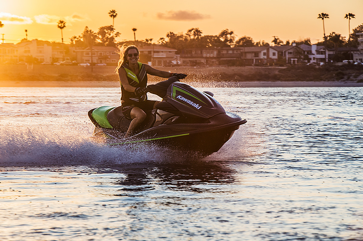 2017 Kawasaki Jet Ski STX-15F in Hickory, North Carolina