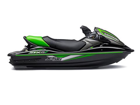 2017 Kawasaki Jet Ski STX-15F in Oak Creek, Wisconsin