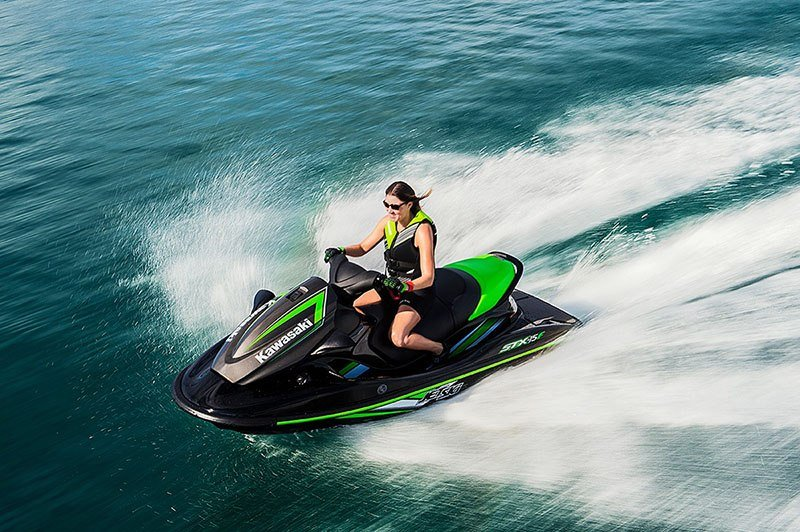 2017 Kawasaki Jet Ski STX-15F in Manitou Beach, Michigan