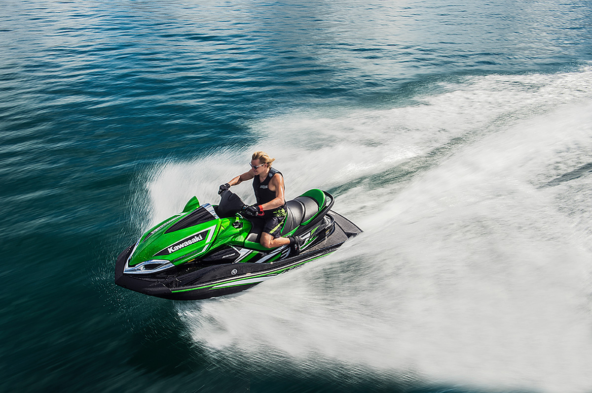 2017 Kawasaki Jet Ski Ultra 310LX in Moses Lake, Washington