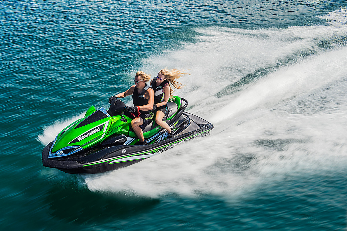 2017 Kawasaki Jet Ski Ultra 310LX in Pompano Beach, Florida