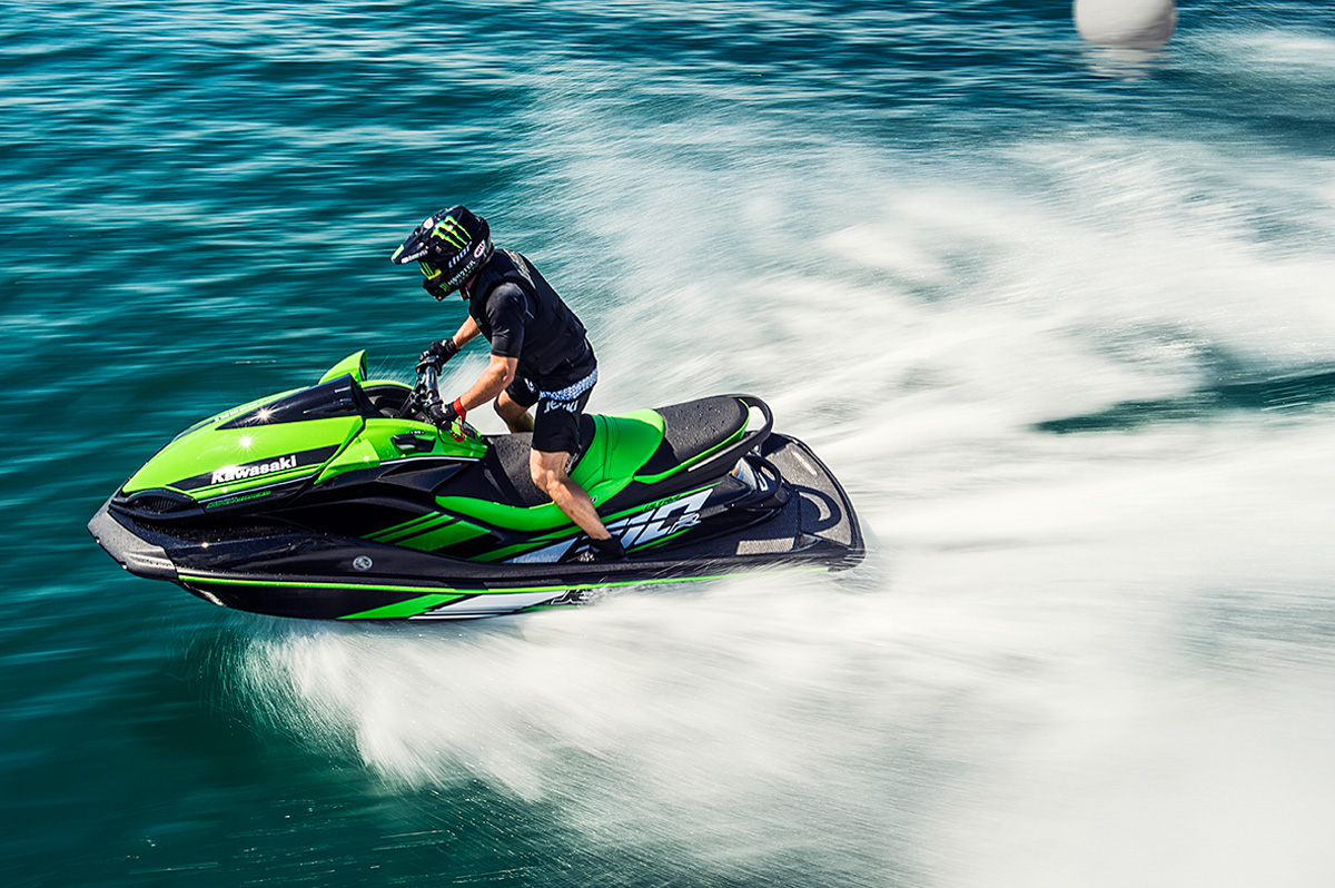 2017 Kawasaki Jet Ski Ultra 310R in Highland, Illinois