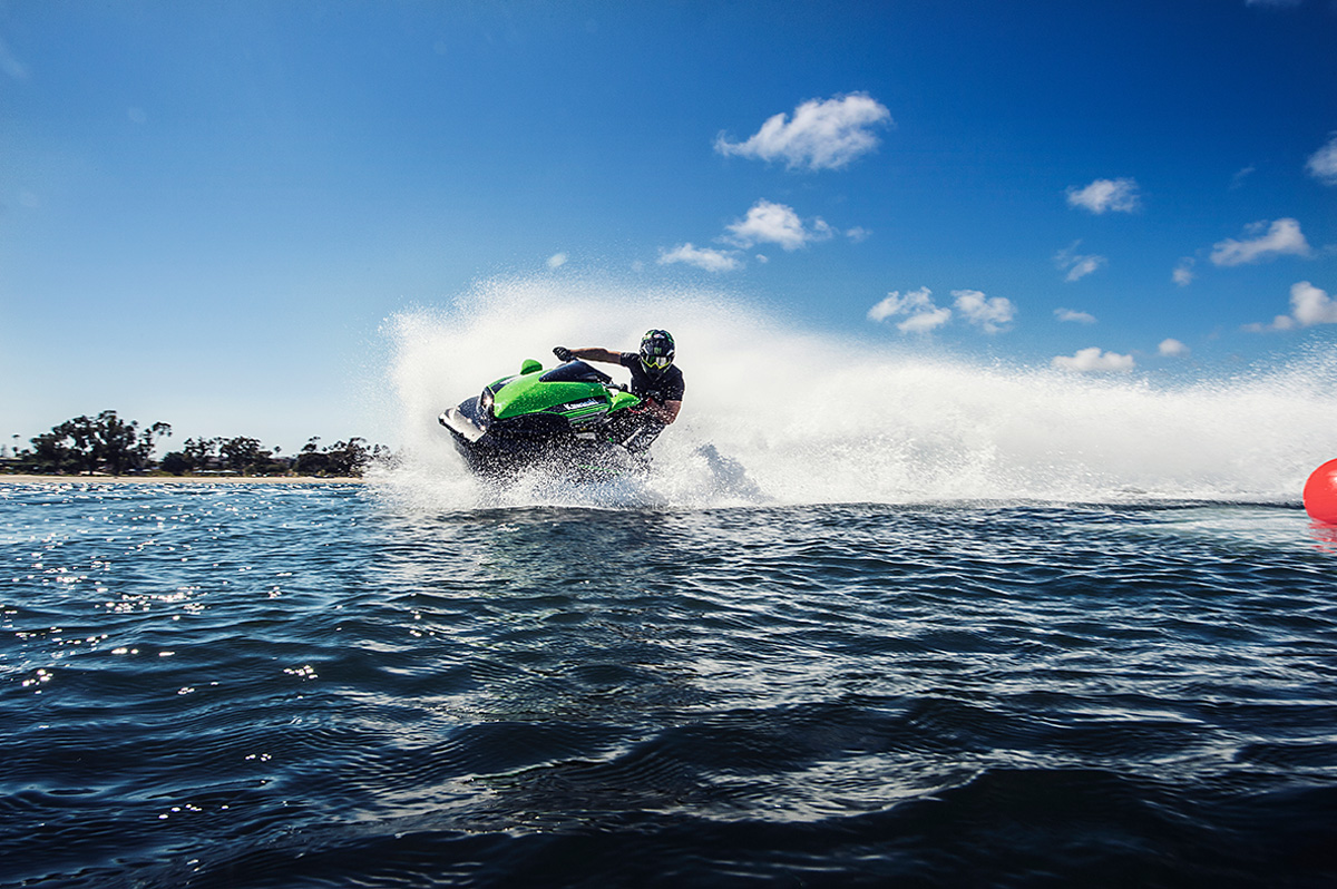 2017 Kawasaki Jet Ski Ultra 310R in Redding, California