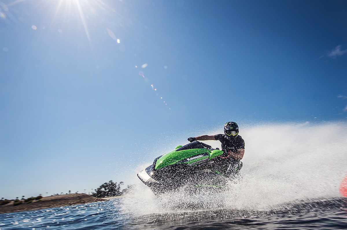 2017 Kawasaki Jet Ski Ultra 310R in Merced, California