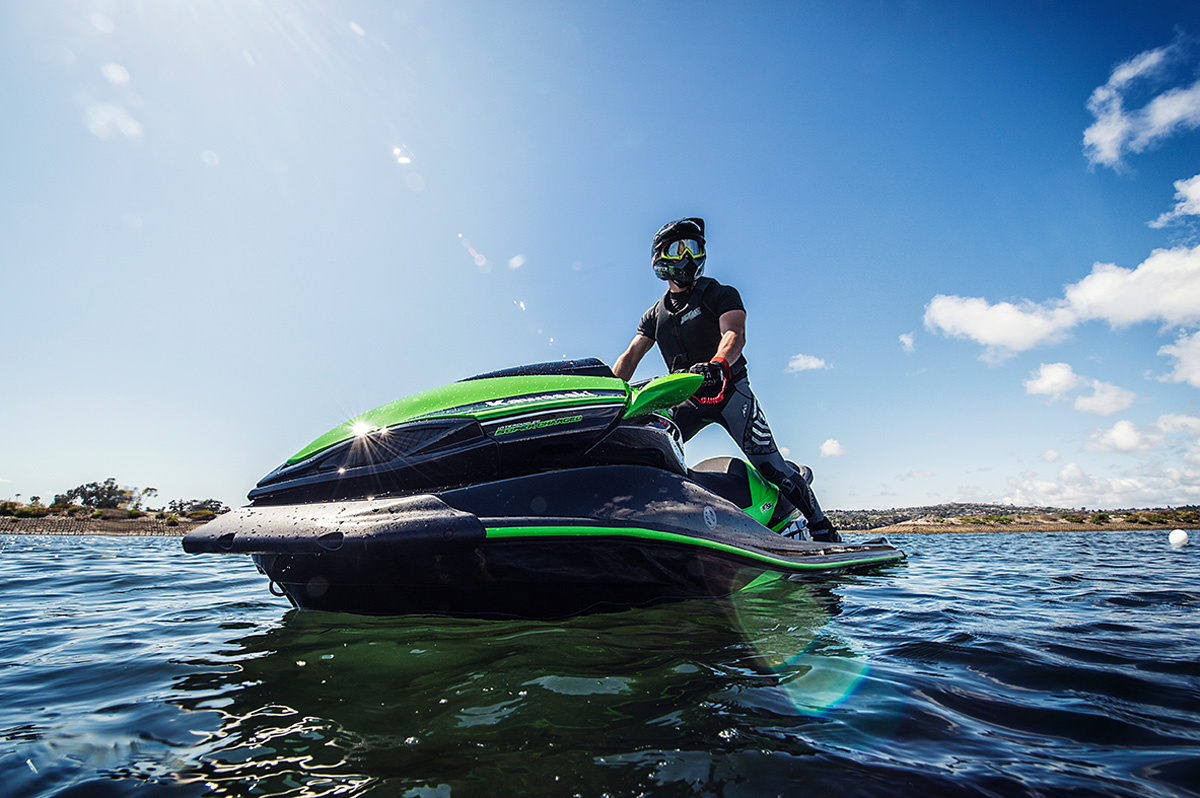 2017 Kawasaki Jet Ski Ultra 310R in Garden City, Kansas