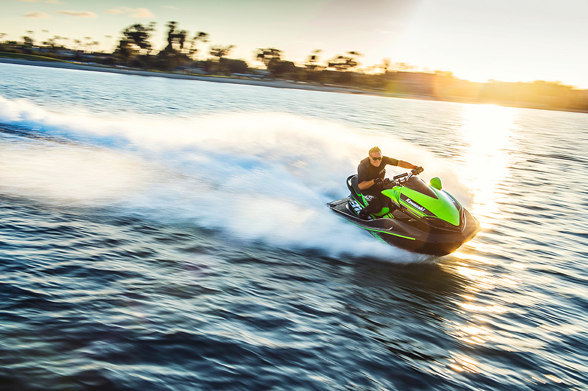 2017 Kawasaki Jet Ski Ultra 310R in Hampton Bays, New York