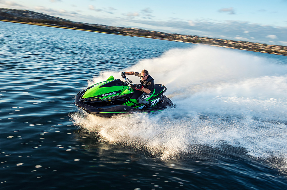 2017 Kawasaki Jet Ski Ultra 310R in Ashland, Kentucky