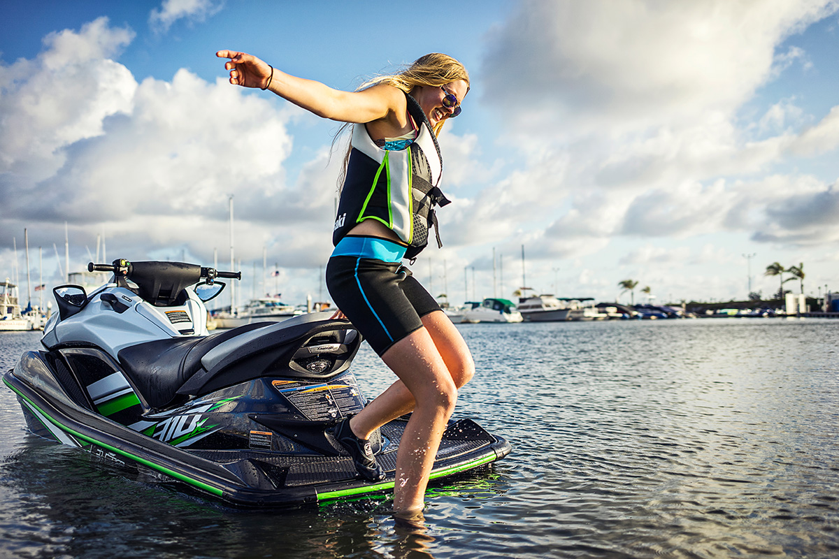 2017 Kawasaki Jet Ski Ultra 310X in Moses Lake, Washington