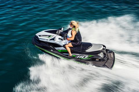 2017 Kawasaki Jet Ski Ultra 310X in Manitou Beach, Michigan