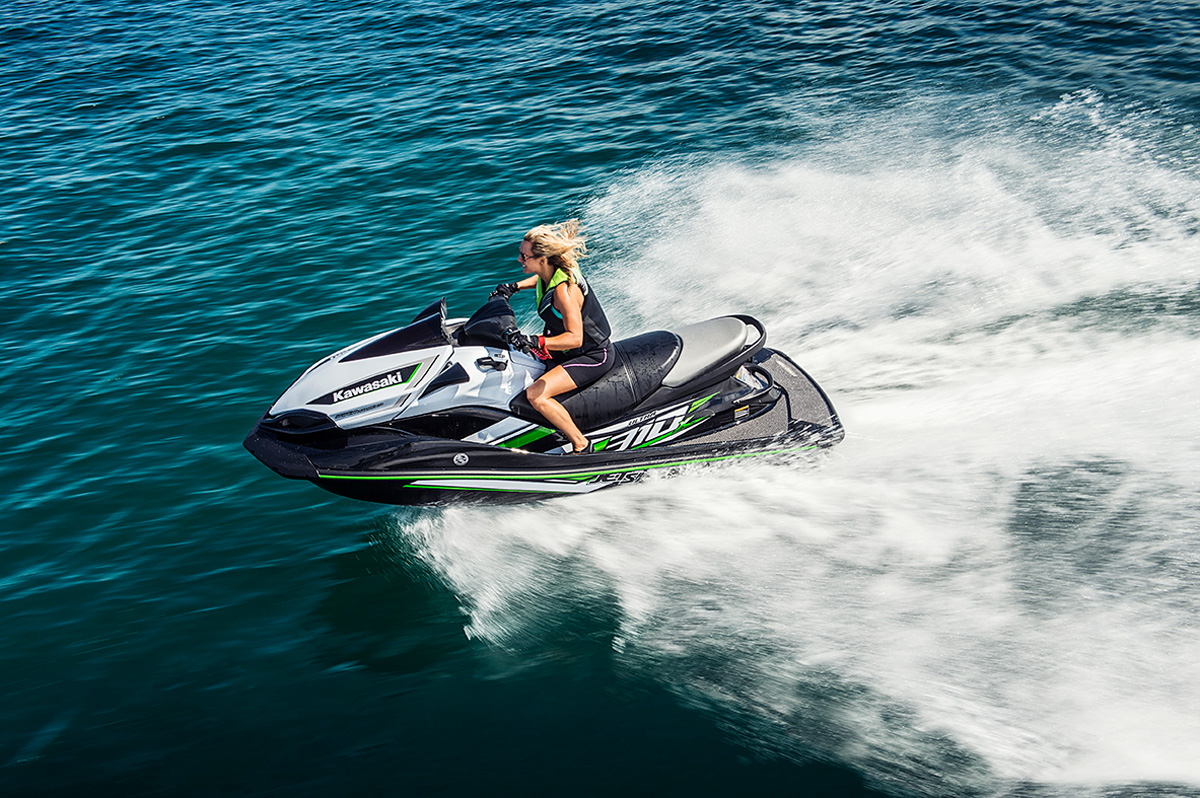 2017 Kawasaki Jet Ski Ultra 310X in Hampton Bays, New York