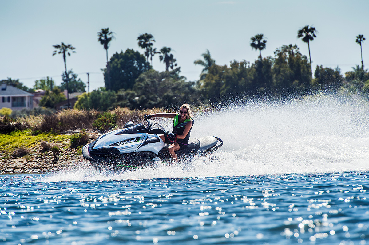 2017 Kawasaki Jet Ski Ultra 310X in Philadelphia, Pennsylvania