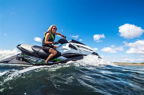 2017 Kawasaki Jet Ski Ultra 310X in Mount Pleasant, Michigan
