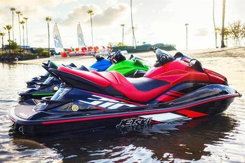 2017 Kawasaki Jet Ski Ultra 310X SE in Port Angeles, Washington - Photo 7