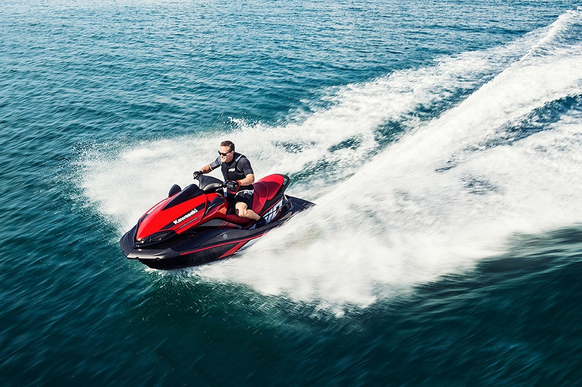 2017 Kawasaki Jet Ski Ultra 310X SE in Port Angeles, Washington - Photo 9