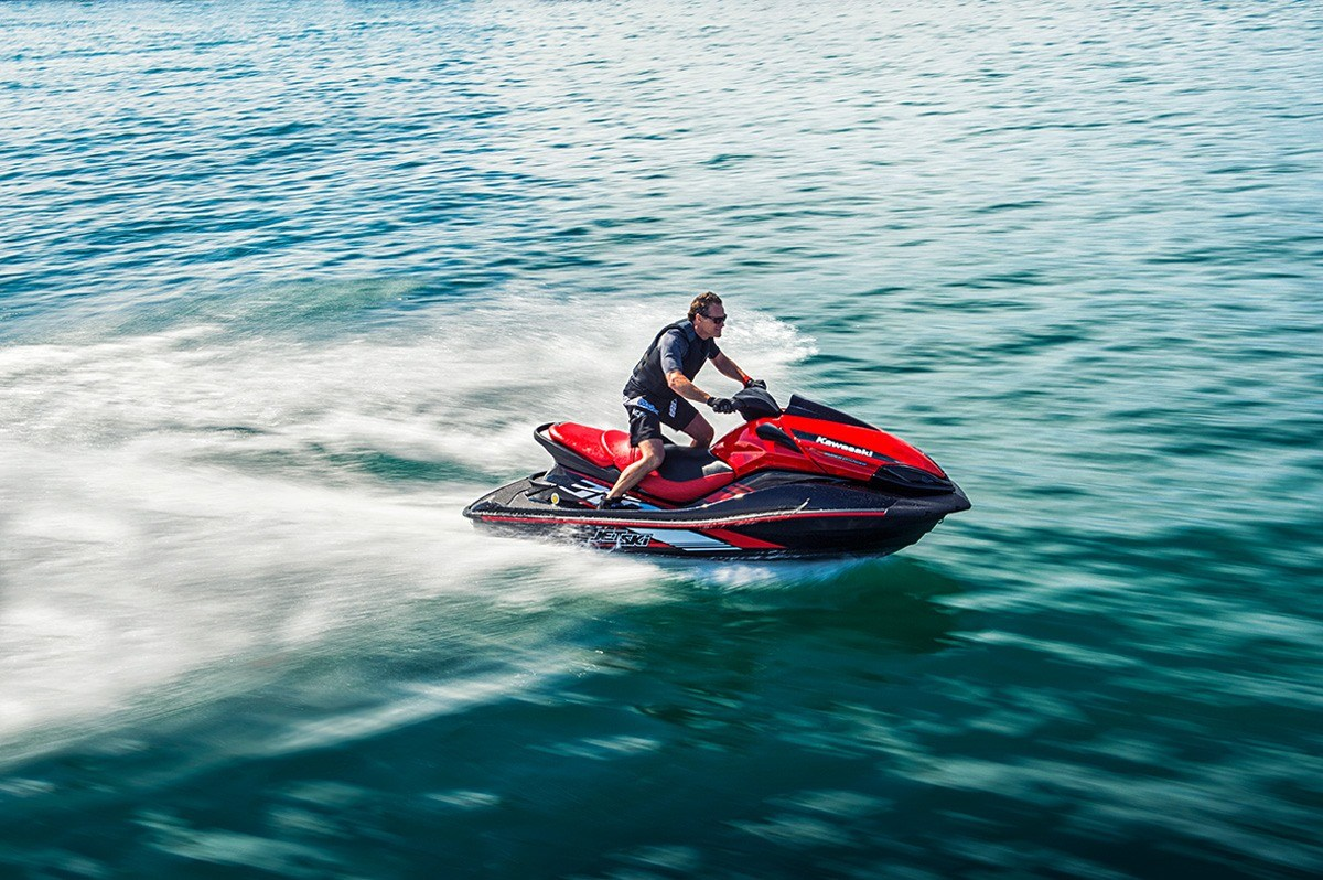 2017 Kawasaki Jet Ski Ultra 310X SE in Port Angeles, Washington - Photo 10