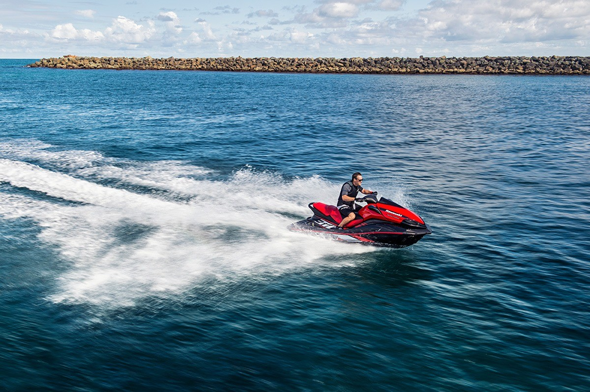 2017 Kawasaki Jet Ski Ultra 310X SE in Port Angeles, Washington - Photo 11