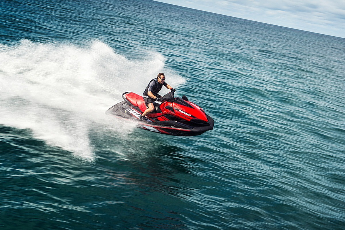 2017 Kawasaki Jet Ski Ultra 310X SE in Port Angeles, Washington - Photo 13