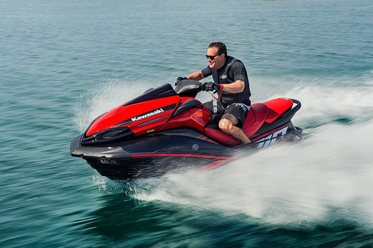 2017 Kawasaki Jet Ski Ultra 310X SE in Mount Pleasant, Michigan