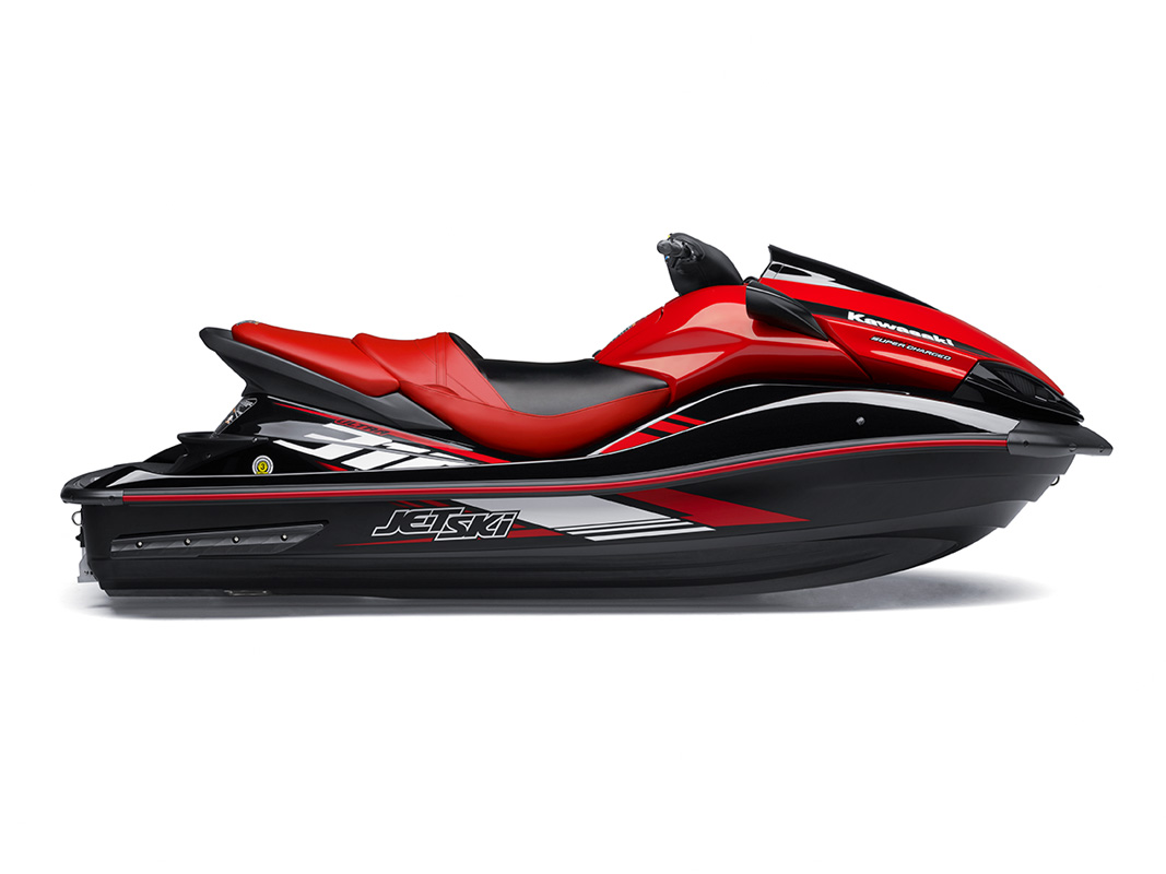 2017 Kawasaki Jet Ski Ultra 310X SE in Hickory, North Carolina