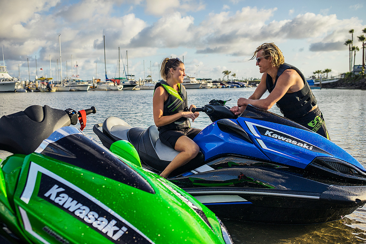 2017 Kawasaki Jet Ski Ultra LX in Johnstown, Pennsylvania