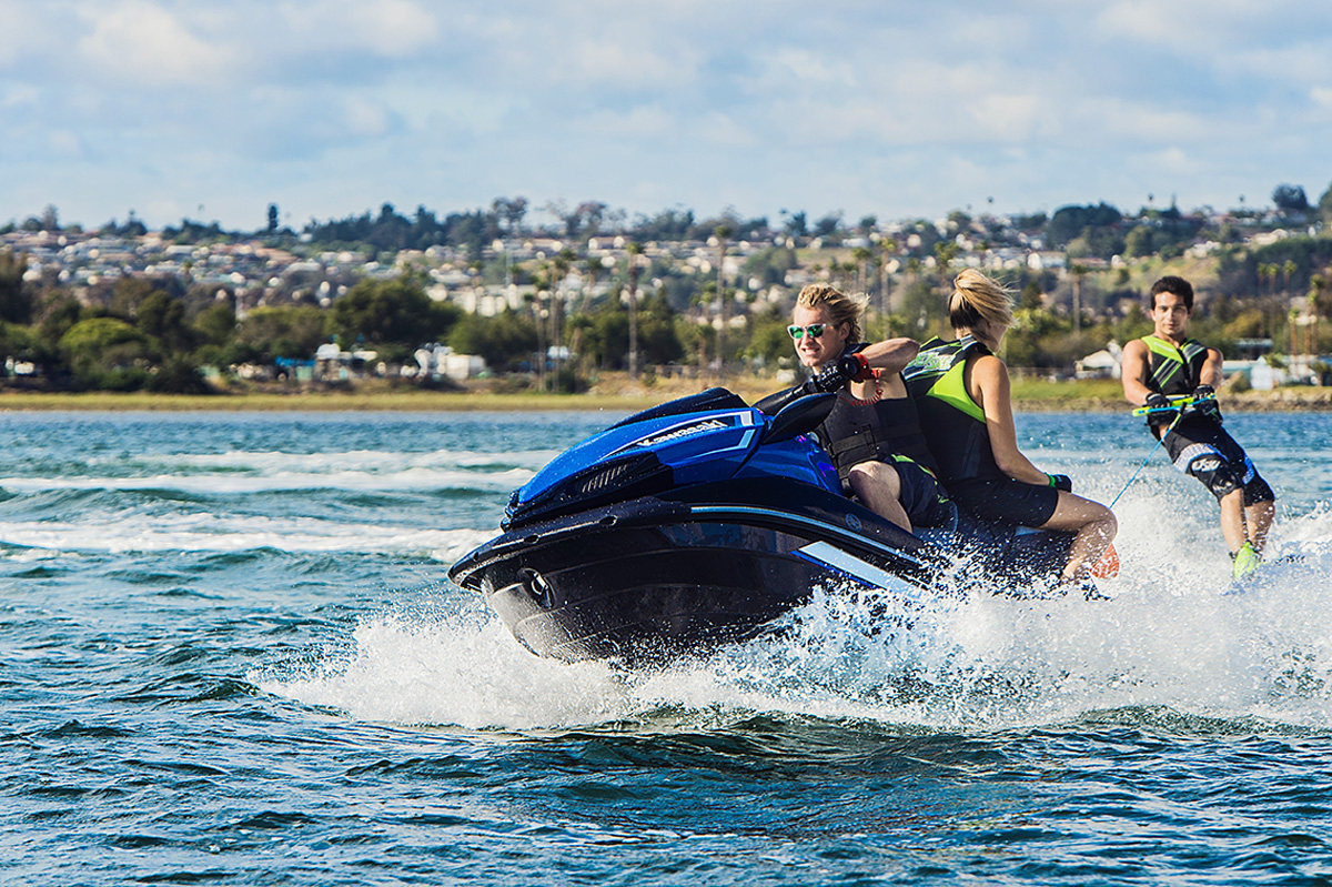 2017 Kawasaki Jet Ski Ultra LX in Clearwater, Florida