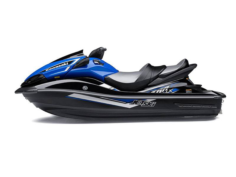 2017 Kawasaki Jet Ski Ultra LX in Ashland, Kentucky