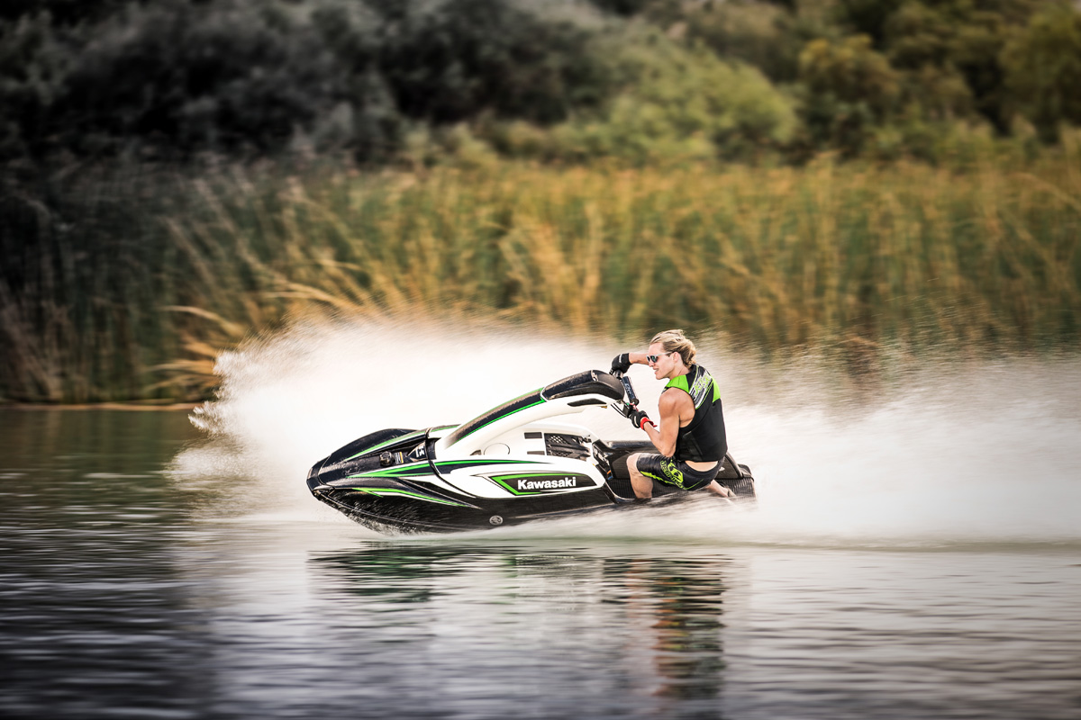 2017 Kawasaki JET SKI SX-R in Redding, California