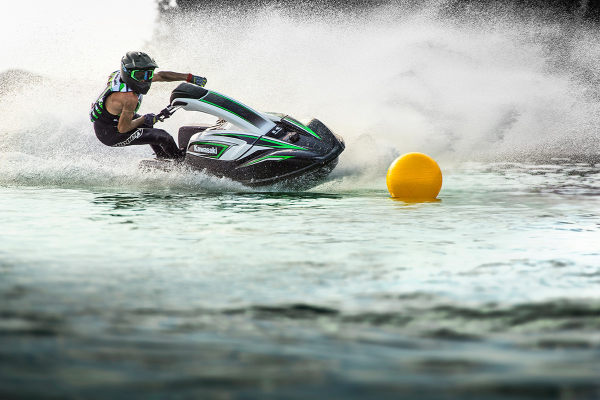 2017 Kawasaki JET SKI SX-R in Fort Pierce, Florida