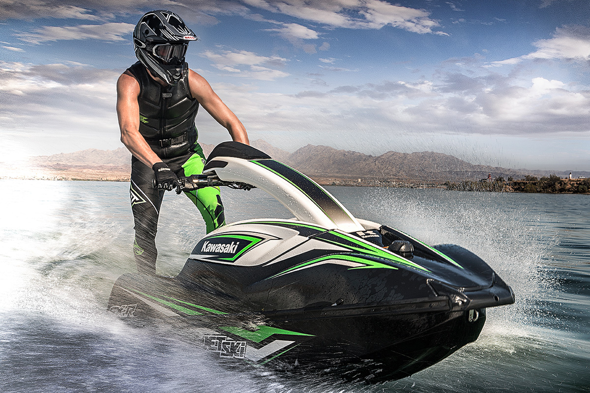 2017 Kawasaki JET SKI SX-R in Roseville, California
