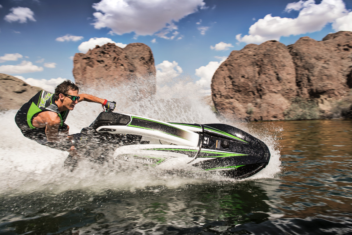 2017 Kawasaki JET SKI SX-R in Asheville, North Carolina