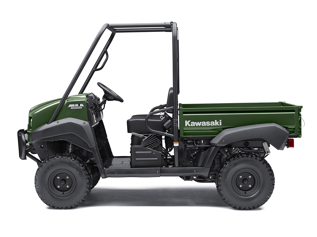 2017 Kawasaki Mule 4000 in Lima, Ohio