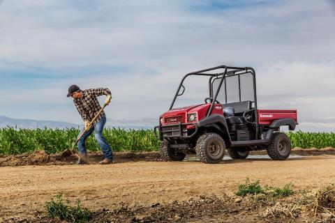 2017 Kawasaki Mule 4000 in Traverse City, Michigan