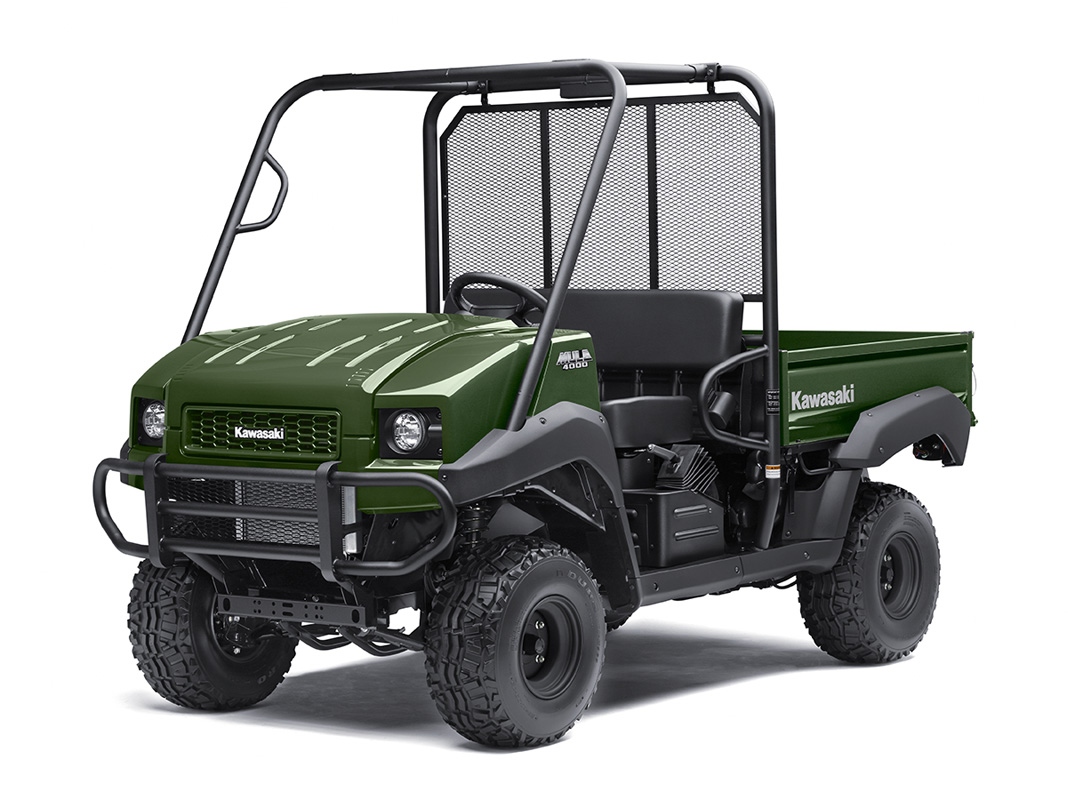 2017 Kawasaki Mule 4000 in Fort Wayne, Indiana