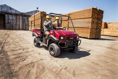 2017 Kawasaki Mule 4000 in Yuba City, California