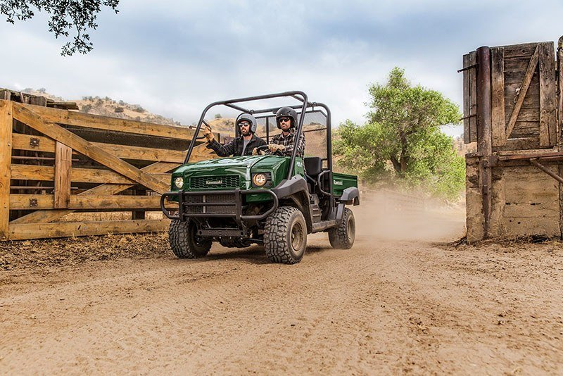 2017 Kawasaki Mule 4000 in Rock Falls, Illinois