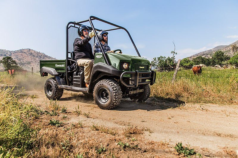 2017 Kawasaki Mule 4000 in Brooklyn, New York