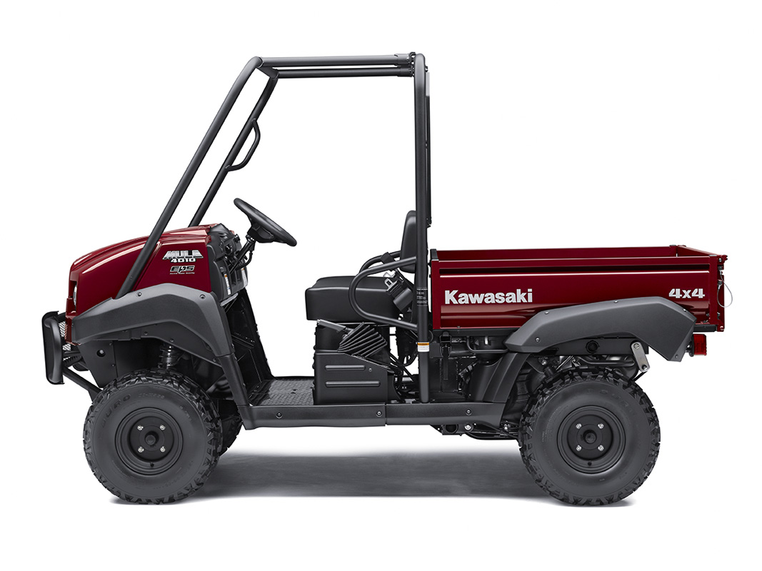 2017 Kawasaki Mule 4010 4x4 in Highland, Illinois