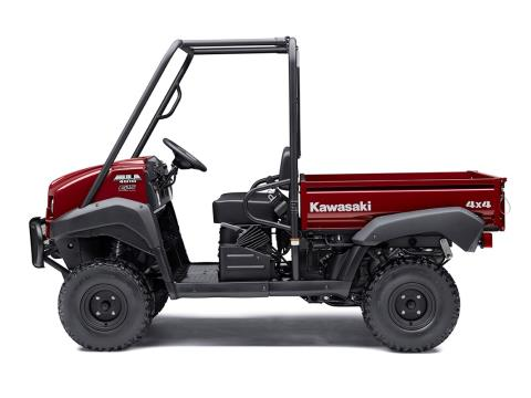 2017 Kawasaki Mule 4010 4x4 in Harrison, Arkansas