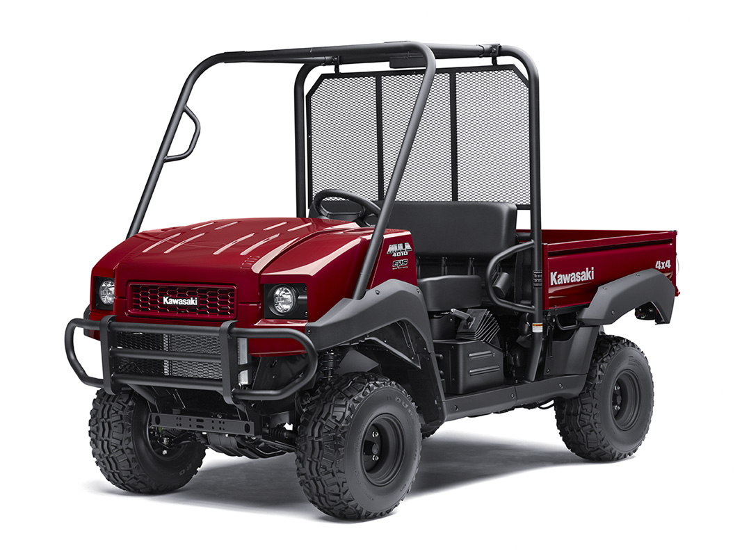 2017 Kawasaki Mule 4010 4x4 in Arlington, Texas
