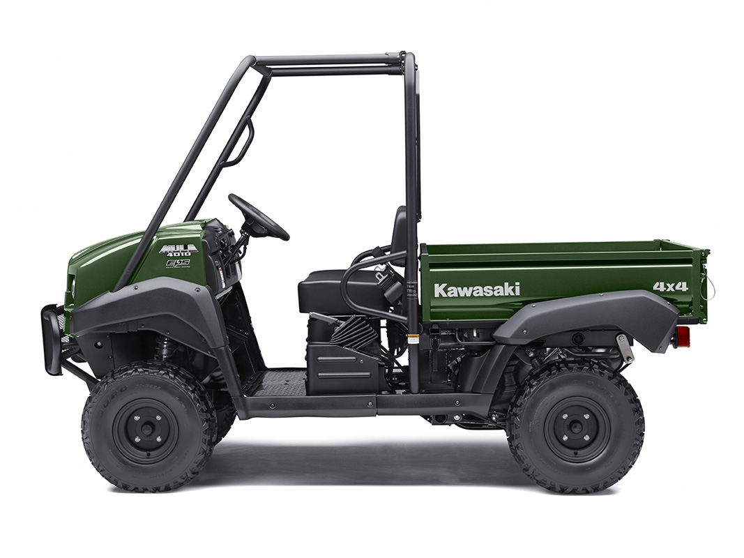 2017 Kawasaki Mule 4010 4x4 in Traverse City, Michigan