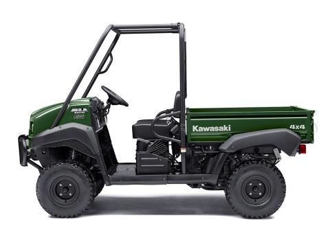 2017 Kawasaki Mule 4010 4x4 in Kenner, Louisiana