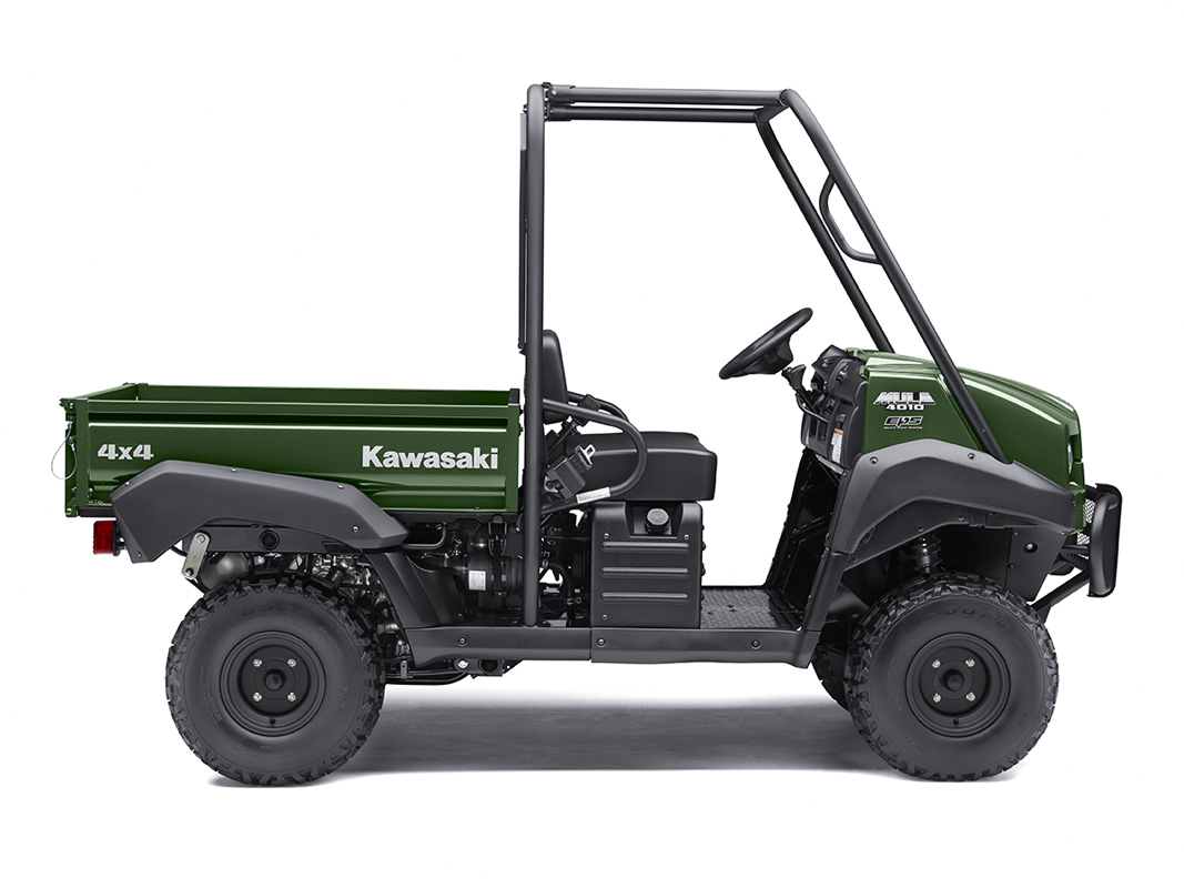 2017 Kawasaki Mule 4010 4x4 in Yuba City, California