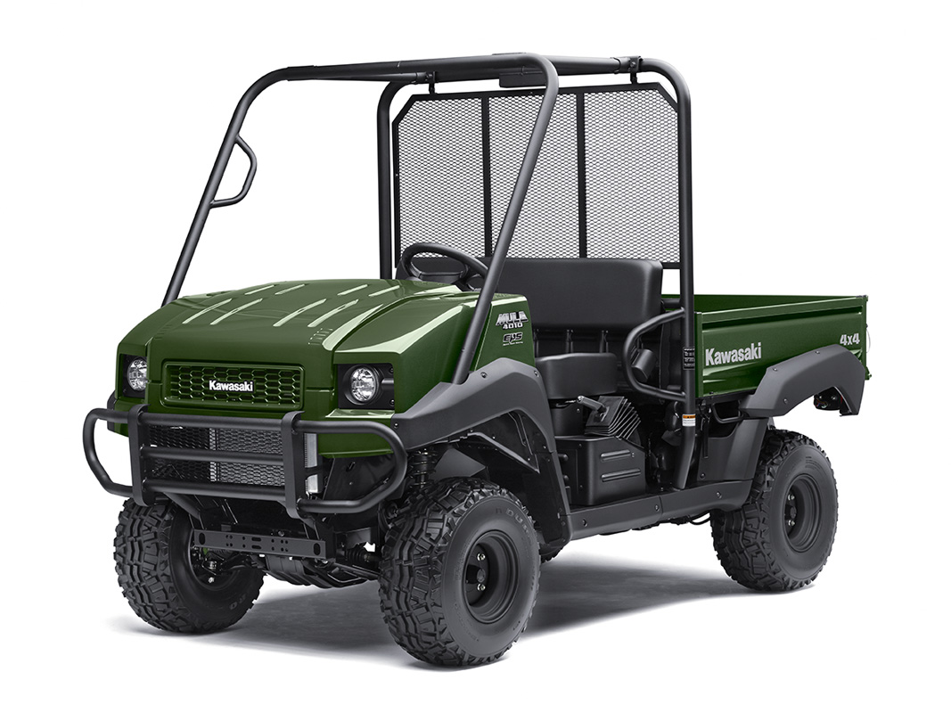 2017 Kawasaki Mule 4010 4x4 in Brooksville, Florida