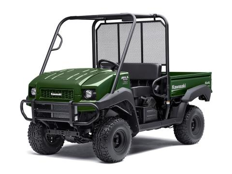 2017 Kawasaki Mule 4010 4x4 in Northampton, Massachusetts