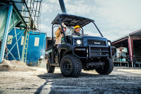 2017 Kawasaki Mule 4010 4x4 SE in Greenville, North Carolina