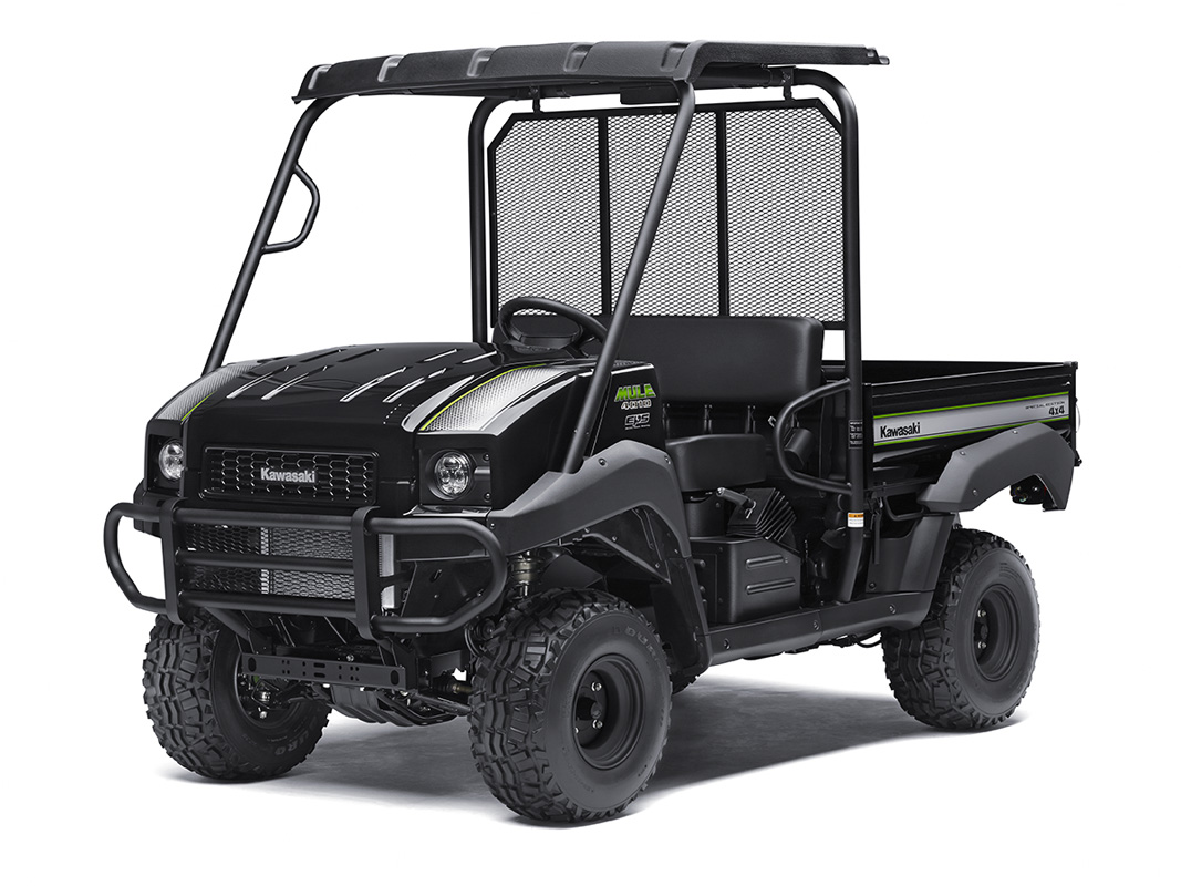2017 Kawasaki Mule 4010 4x4 SE in Fort Pierce, Florida