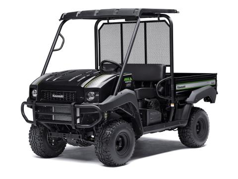2017 Kawasaki Mule 4010 4x4 SE in Asheville, North Carolina