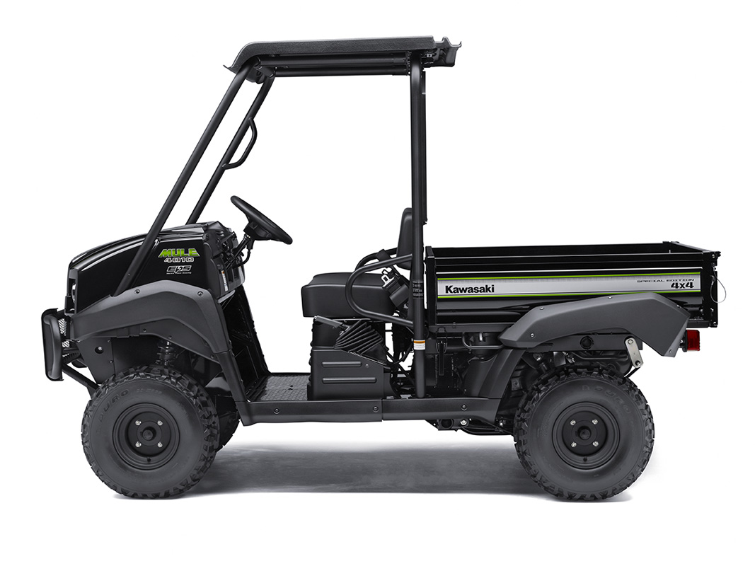 2017 Kawasaki Mule 4010 4x4 SE in Winterset, Iowa