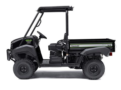 2017 Kawasaki Mule 4010 4x4 SE in Massillon, Ohio